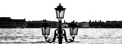 Street Light Print by Photography Art
