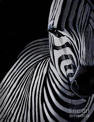 Striped Original by Preethi Mathi