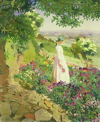 Summer Print by Harold Harvey