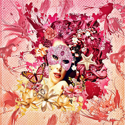 Youth Digital Art - Summer by Mo T