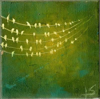 Summer Song Original by Lisa Stevens