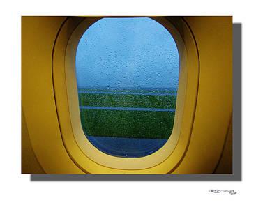Xoanxo Digital Art - Summer Taxiing by Xoanxo Cespon