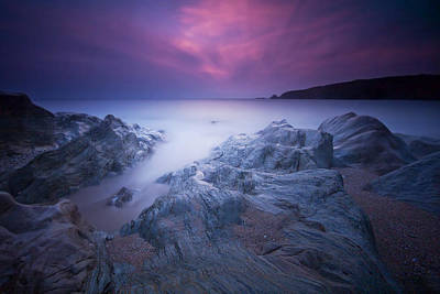 Stopper Photograph - Sundown At Leas Foot by Mark Leader