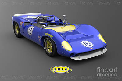Sunoco Special Print by Pete Chadwell