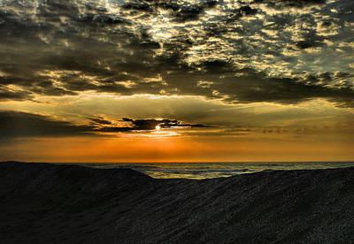 Sunrise Over Assateague II Print by Steven Ainsworth
