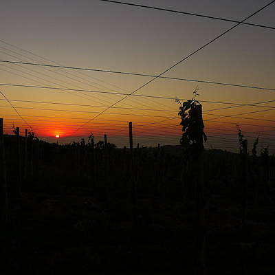 Sunset 3 Print by Jl Zufiria