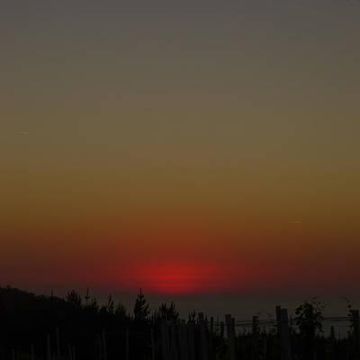 Photograph - Sunset 7 by Jl Zufiria