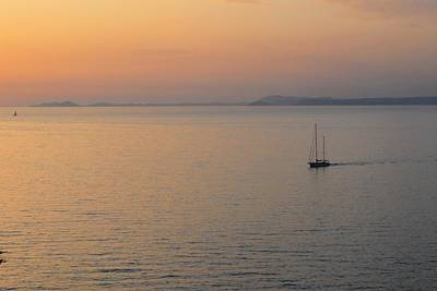 Photograph - Sunset Cruise by