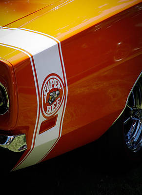 Super Bee Print by Steve McKinzie