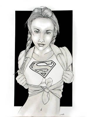 Supergirl Original by Nathan  Miller