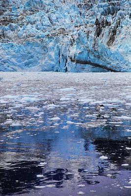 Surprise Glacier Print by Rick Berk