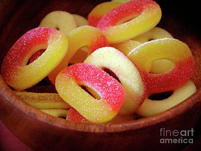 Licorice Photograph - Sweeter Candys by Carlos Caetano