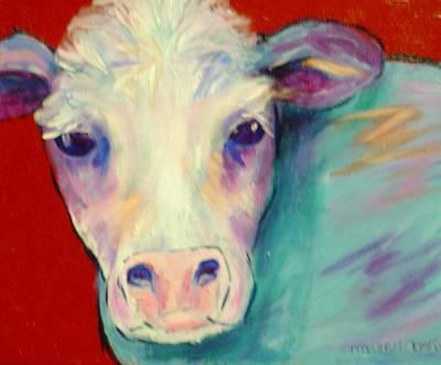 Maryann Painting - Sweetie by MaryAnn Ceballos