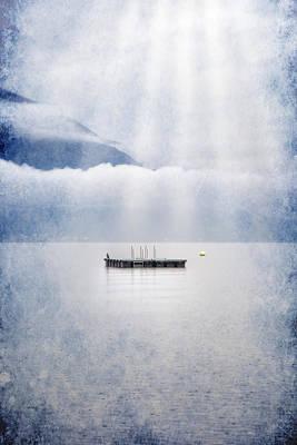 Swim Platform Print by Joana Kruse