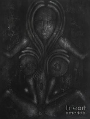 Symbol Print by Darko Mitrevski