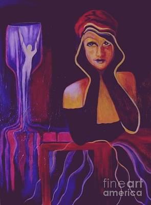 A Selfish Girl Original by Carolyn LeGrand