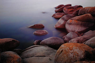 Sand Harbor Photograph - Tahoe Calm by Rick Berk