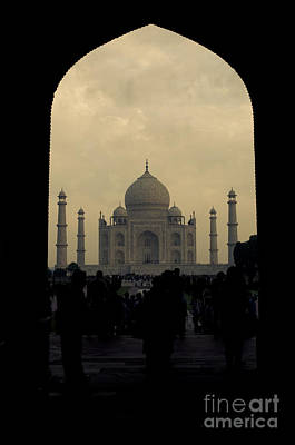 Taj Mahal Print by Inhar Mutiozabal