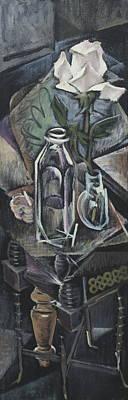 Tavola Nera Print by Roger Clark