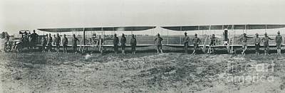 Texas Aero Squadron Print by Padre Art