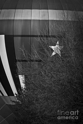 Stars And Stripes Mixed Media - Texas Star by Kim Henderson