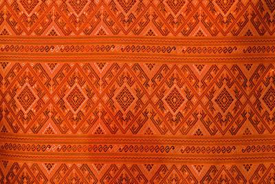 Thai Patterns. Print by Chatchawin Jampapha