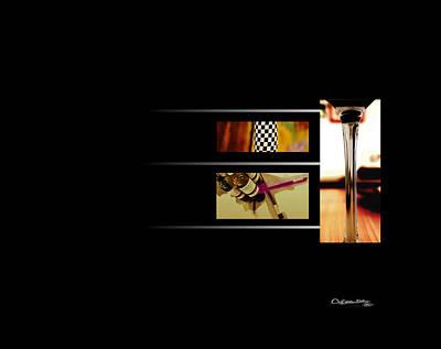 Xoanxo Digital Art - The Art Of Wine 2 by Xoanxo Cespon