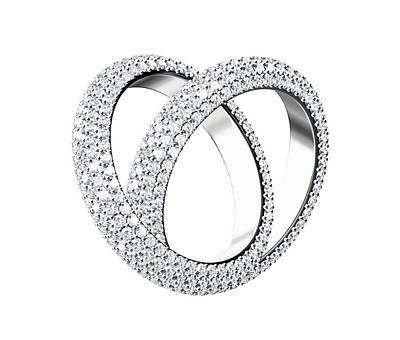 The Beauty Wedding Ring  Original by Rattanapon Muanpimthong