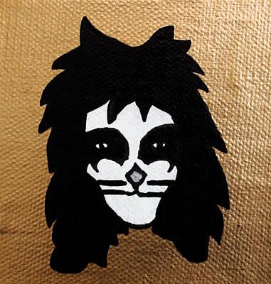 The Catman Print by Jera Sky