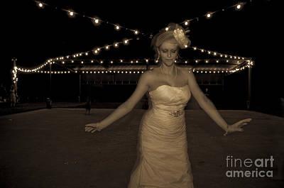 Women Photograph - The Dancer by Gib Martinez