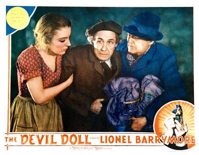 The Devil Doll, Grace Ford, Henry B Print by Everett