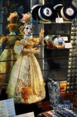 The Doll Salzburg Print by Mary Machare