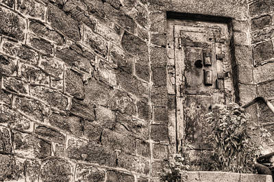 Watch Tower Photograph - The Door To Nowhere  by JC Findley