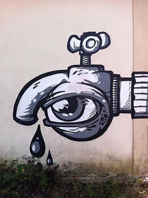 The Eye Print by Claudia Fernandes