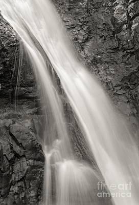 Looking Away From Camera Photograph - The Falls by Maciej Markiewicz