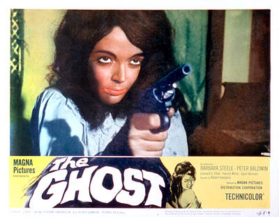 The Ghost, Aka Lo Spettro, The Spectre Print by Everett