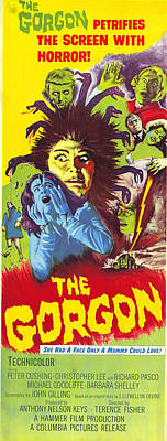 The Gorgon, 1964 Print by Everett