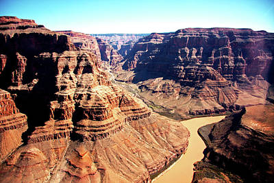 The Grand Canyon Print by Photographed by Victoria Phipps ©