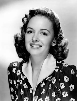 The Human Comedy, Donna Reed, 1943 Print by Everett