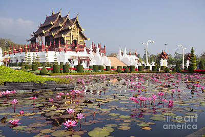 The International Horticultural Exposition Royal Flora Original by Anek Suwannaphoom