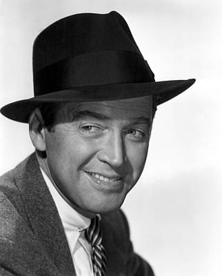 1950 Movies Photograph - The Jackpot, James Stewart, 1950 by Everett