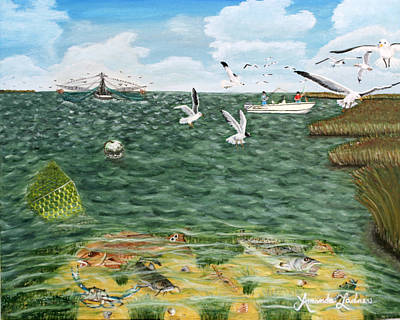 The Marsh Original by Amanda Ladner