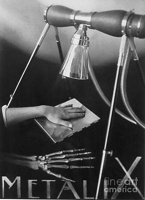 The Marvels Of Metalix 1930 Print by Science Source
