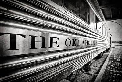 The Oklahoman Print by Charrie Shockey