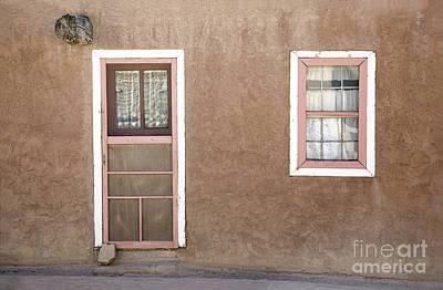 Casita Photograph - The Pinkertons Live Here by Glennis Siverson