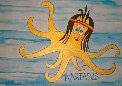 The Rastapus Original by Erika Swartzkopf