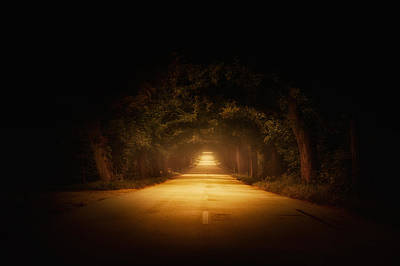 The Road To.... Print by Marek Czaja