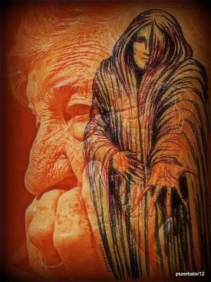 The Sadness That Walk In Search Of Dreams Original by Paulo Zerbato