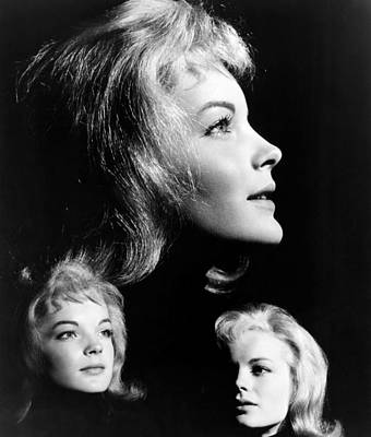 1950s Movies Photograph - The Story Of Vickie, Romy Schneider by Everett
