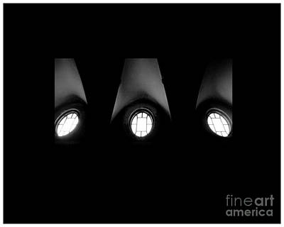 Gastonia Photograph - The Three Windows Of East View  by Tammy Cantrell